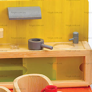 Деревянный набор мебели Cosy Kitchen Dinner, 897571, фото