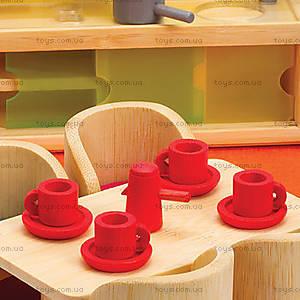 Деревянный набор мебели Cosy Kitchen Dinner, 897571, цена