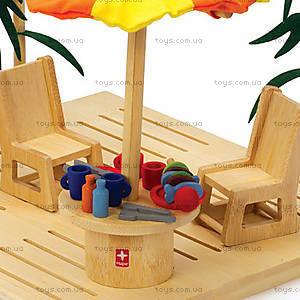 Деревянный набор мебели ECO Garden Set, 897567, отзывы