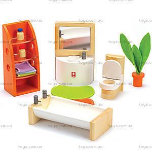 Деревянный набор мебели Trendy Bathroom, 897569