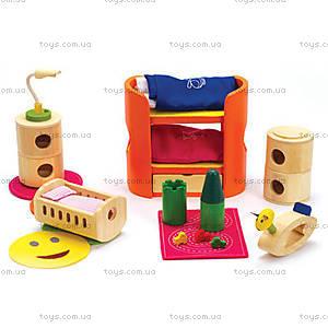 Деревянный набор мебели Trendy Nursery, 897565