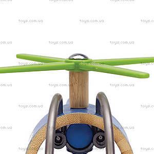 Деревянный вертолет из бамбука E-Helicopter, 897756, отзывы