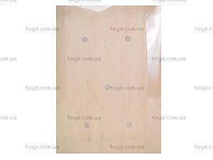 Деревянная игрушка-собирайка «Дикие животные», 8054, купить