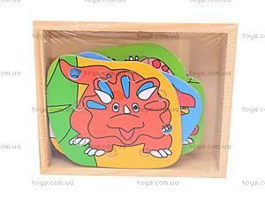 Деревянная детская игра «Шнуровка», 2594-19, цена