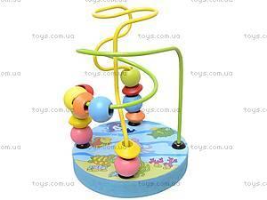 Деревянная головоломка детская, 5286, купить