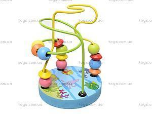 Деревянная головоломка детская, 5286, фото