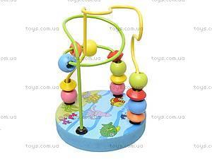Деревянная головоломка детская, 5286, отзывы