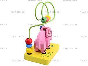 Деревянная головоломка «Животные», 5292, цена