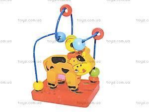 Деревянная головоломка «Животные», 5292, купить