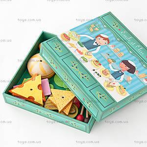 Деревянная игра «Бутерброд Эмили с оливкой», DJ06620, купить
