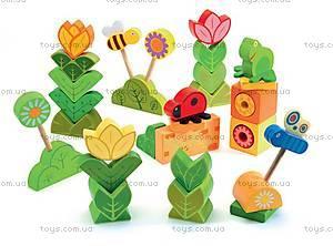 Деревянная игра «Цветочная поляна», DJ06389, отзывы