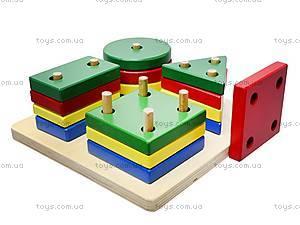 Деревянная игра «Квадрат», 2011-92, купить