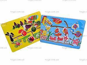 Деревянная игра «Морской лабиринт», W02-2040, купить