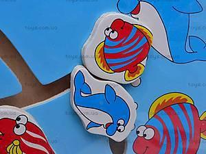 Деревянная игра «Морской лабиринт», W02-2040, фото
