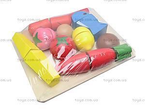 Деревянная игра «Резка овощей и фруктов», BT-WT-0052, купить