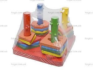 Деревянная игра-сортер, 5299, купить