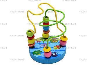 Деревянная игра-спираль, W02-4032, фото