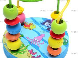 Деревянная игра-спираль, W02-4032, игрушки