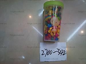Деревянная игрушка «Бусы», 2700-342