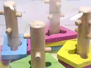 Деревянная игрушка «Квадрат», 2012-138, купить