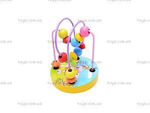Деревянная игрушка-лабиринт, 2011-108