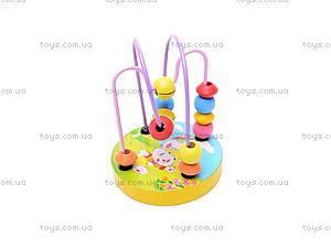 Деревянная игрушка-лабиринт, 2011-108, купить