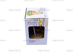 Деревянная игрушка-лабиринт, 2011-108, фото
