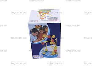 Деревянная игрушка-лабиринт, 2011-108, отзывы