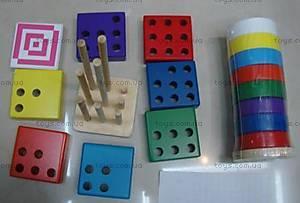 Деревянная игрушка «Логика», 2010-30