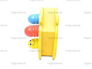 Деревянная игрушка «Логика», с молотком, W02-1420, фото