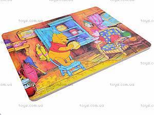 Деревянная игрушка-пазл, MD0255, отзывы