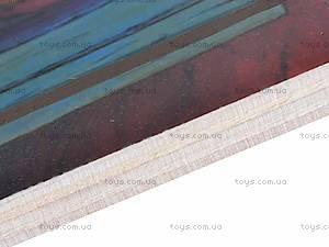 Деревянная игрушка-пазл, MD0255, игрушки