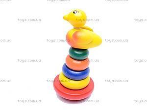 Деревянная игрушка «Пирамидка», 2011-82, купить