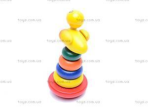 Деревянная игрушка «Пирамидка», 2011-82, отзывы