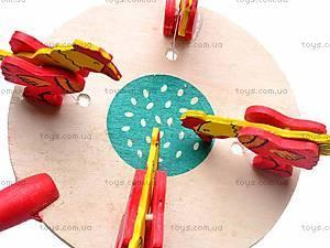 Деревянная игрушка «Птичий двор», 2011-72, цена