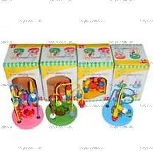 Деревянная игрушка «Спираль», 2011-45