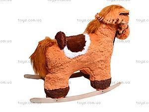 Деревянная качалка «Конь Батыр», 50012-2, купить