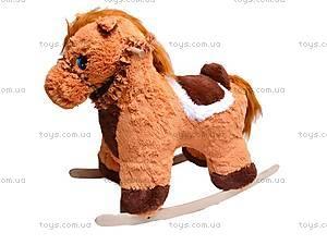 Деревянная качалка «Конь Батыр», 50012-2
