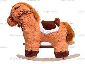 Деревянная качалка «Конь Батыр», 50012-2, отзывы