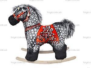 Деревянная качалка «Огненная Лошадь», 40050-8, фото