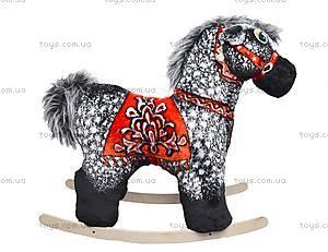 Деревянная качалка «Огненная Лошадь», 40050-8, отзывы