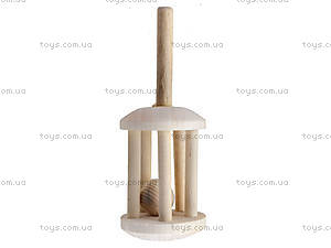 Деревянная калатушка, 171822, игрушки