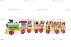 Деревянная каталка-паровоз, E21-1166, купить