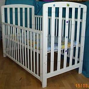 Деревянная кровать Deluxe, BC-08-001