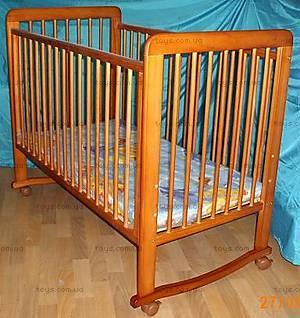 Деревянная кровать Design, F-01