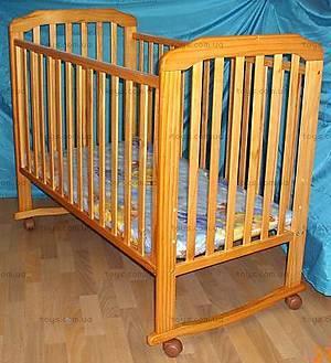 Деревянная кровать Dream, F-03