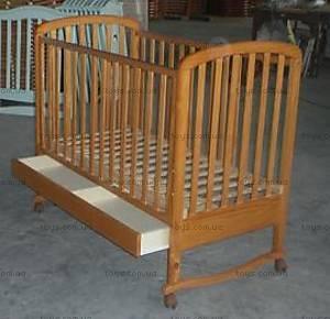 Деревянная кровать Expert, F-09