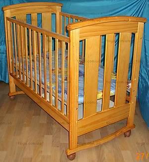 Деревянная кровать Style, F-02