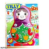 Деревянная кукла  «Матрёшка», BT-WT-0012, детские игрушки