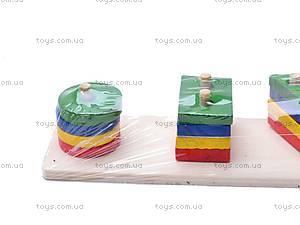 Деревянная логическая игрушка, 2012-19, купить